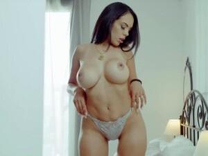 Big Tittied Spanish MILF Katrina Moreno Creampied Deep