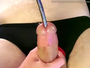 Intense Cock Sounding In My Crotchless Undies *PREVIEW*
