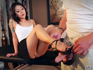 恋物,脚淫,韩国色情