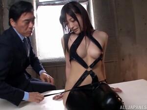 Kinky Babe Kitano Nozomi Fucks With Him Like There Is No Tomorrow