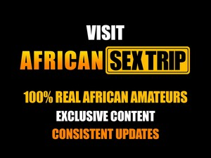 This African Sluts Are Hungry For My Cock
