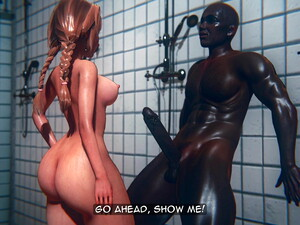 Schoolgirl Fucked By Gym Teacher In The Shower (3D)