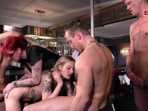 Seks amatir,Sperma di memek,Ngentot rame-rame,Porno Jerman,Tato