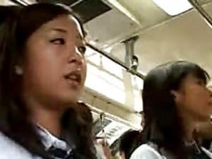 Amadoras,Pornô asiático,Ônibus