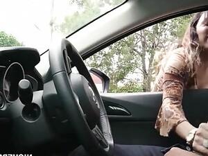 Niche Parade - Latina Giving Me Handjob Through My Car Window