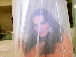 Fuck Me On My Wedding Night! Angelina Castro!
