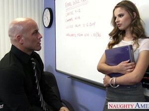 Bootylicious Sexy Secretary Cannot Stop Riding Strong Cock At Work