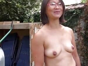 肛交,亚洲色情,熟女,妈妈,妈妈肛交