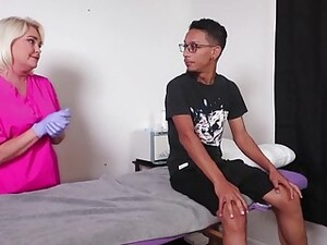 Sperm Bank Handjob