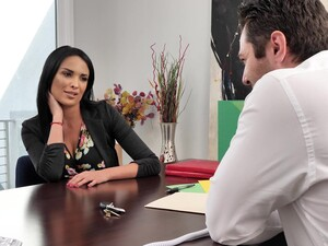 Incredible Cougar Anissa Kate Loves Getting Fucked On The Table