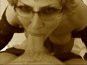 Amazing Milf She Performs One Of The Most Amazing Blowjobs