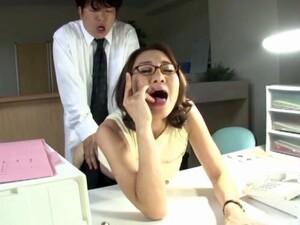Porno Jepang,MILF,Ruang kantor,Celana dalam