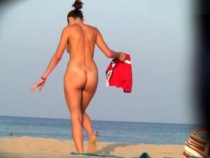 Praia,Em público,Espião,Voyeur
