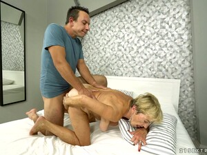 Mature Hairy Cunt Of Chubby Ugly Slut Malya Is Fucked Properly