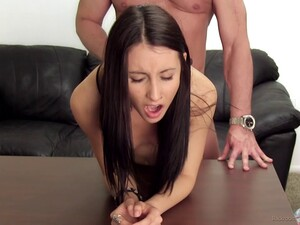 Dee Has A Fun With A Dildo Before Being Fucked By A Big Dick