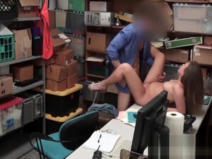 Case Number Shoplyfter Brooke Bliss Blackmailed By Officer