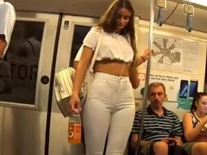 Frontal Na Delicia Do Metro