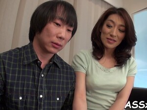Double Penetration For Cute Asian Clip Movie 1