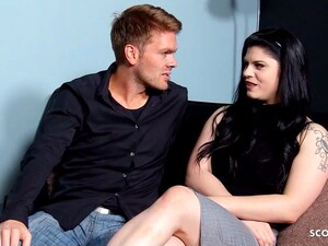 BIG NATURAL TITS AND ASS OFFICE GIRL LUCIA LOVE TALK TO FUCK