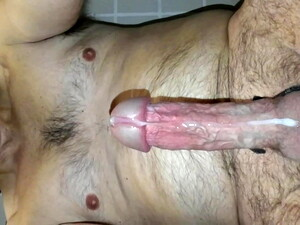 Here Is My Cum Fountain
