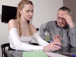 Too Spoiled College Girl Ivi Rein Is Punished With Rather Hard Doggy Fucking