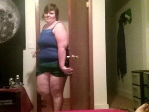 This BBW Might Seem Like A Very Naughty Bitch And She Gives Great Head