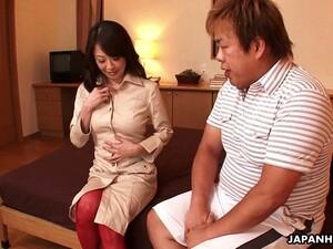 Asian Hooker Sayoko Machimura Serves One Kinky Dude Like Nobody Else Before