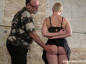Thicc Submissive Bitch Of A Whore Must Be Punished And She Loves Some Spanking