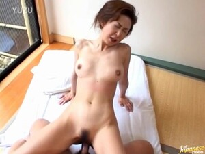 Passionate Fucking On The Bed With A Cock Hungry Japanese Girl