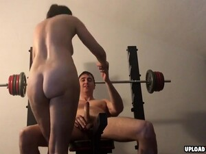 Irene Likes A Dick More Than The Gym
