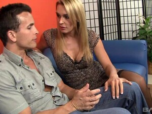Busty Tanya Tate Rides A Long Dick While Her Tits Bounce Up And Down