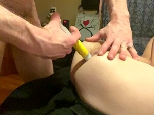 Anally Injected Daddys Girl For Disobeying