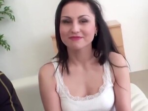 Husband Watching His Horny Wife Fuck A Stranger