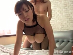 Azusa Nagasawa Gets Fucked By Her Long-haired BF Indoors