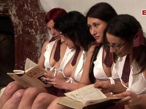 Групповуха,Оргия,Испанское порно