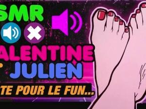 ASMR FRANÇAIS / L'histoire De Valentine Et Julien