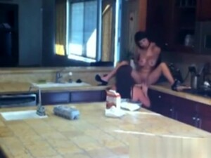 Lesbian Housewives Caught On Hidden Camera