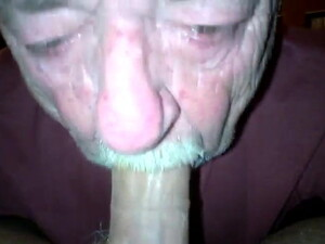 Young Man Old Man Blow Job Uncut Cock