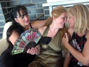 Dirty Matures Allison Kilgore And Jarushka Ross Have Group Sex
