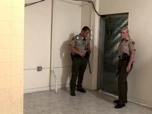 Police Man In Uniform Ravishing Tight Pussy Hardcore In Ffm