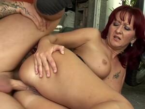 Hungarian Milf First Hot Porn Video