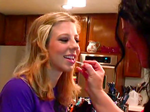 Behind The Scenes Compilation With Hot Babes Getting Ready To Fuck