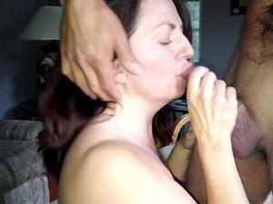 Götten ağza,Anne anal