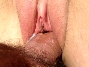 Up Close Bawdy Cleft Fuck