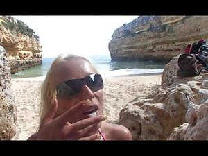 Girl Fuck At The Beach