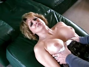 Alluring Cougar Doing What She Does Best! #4