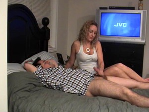 Shannon - Cock-Sock Cum And Cook Jerking