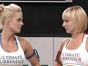 Determined Blondes Want To Win The Match At Any Cause