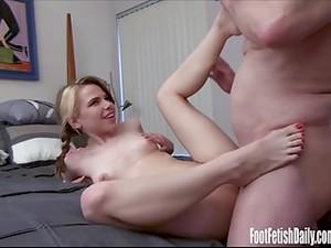 Fetish,Seks dengan kaki