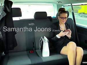В машине,Чешское порно